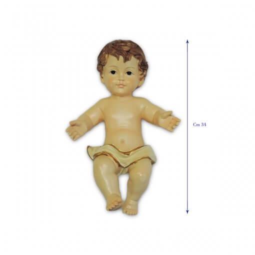 Gesù Bambino del presepe