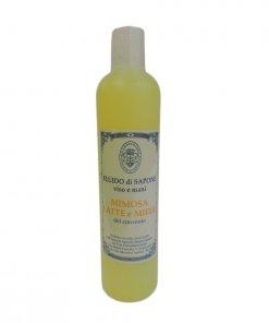 Sapone mimosa latte e miele