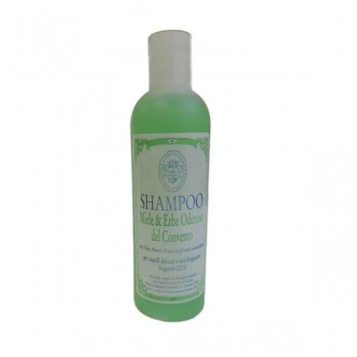 Shampoo Miele e erbe odorose