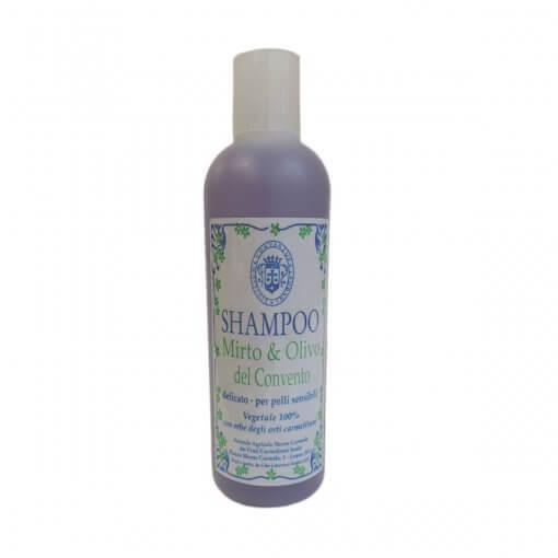 Shampoo mirto e olivo