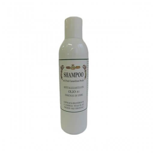 Shampoo olio 31